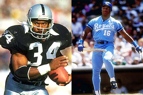 Three Of The Best Two Sport Athletes All Time HistoryLocker
