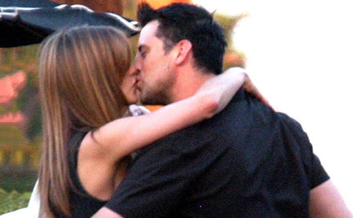 9. Joey and Rachel