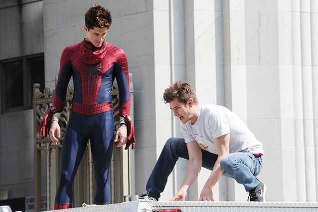 Image result for Andrew garfield stunt double