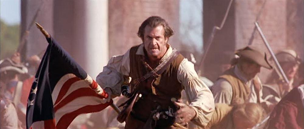 the patriot movie essay review